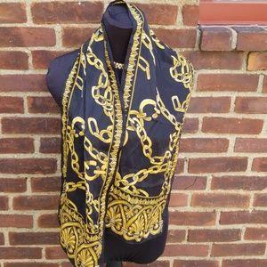 Gorg vintage silk scarf